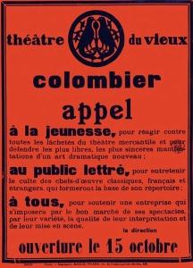 Affiche TVC Copeau