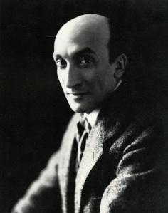 Jacques Copeau, vers 1917