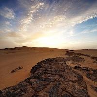 Le Sahara algérien, un désert en peintures