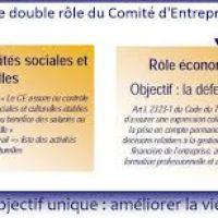 Culture et comités d'entreprise