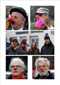 Galerie de beaux nez rouges (1)