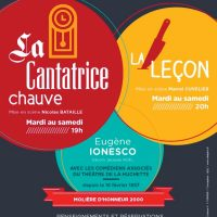 Ionesco à La Huchette, 70 ans d'absurdité !