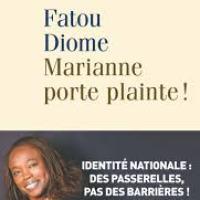 Fatou Diome porte plainte !