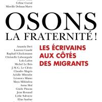 Migrants et écrivains, un livre pour la fraternité !