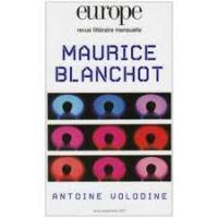 Maurice Blanchot et Mai 68