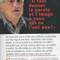 Marcel Trillat, une figure du journalisme