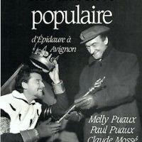 Melly Puaux, la mémoire d'Avignon