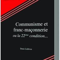 Communisme et franc-maçonnerie, la rupture