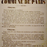 La Commune de Paris, 150 ans